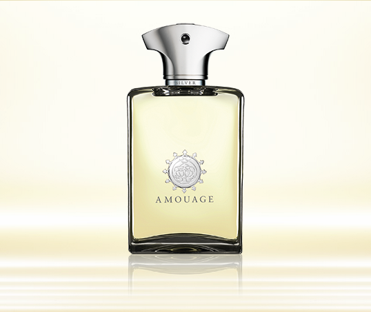 Silver Cologne by Amouage
