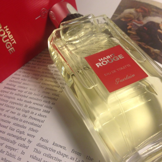 A Comparison Habit Rouge By Guerlain Eau De Toilette Eau De Parfum Parfum And Dress Code Olfactics