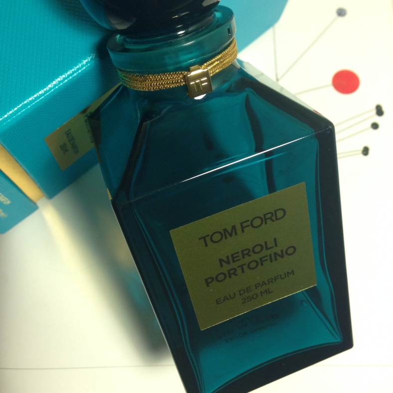 Neroli Portofino by Tom Ford © 2014 Liam Sardea