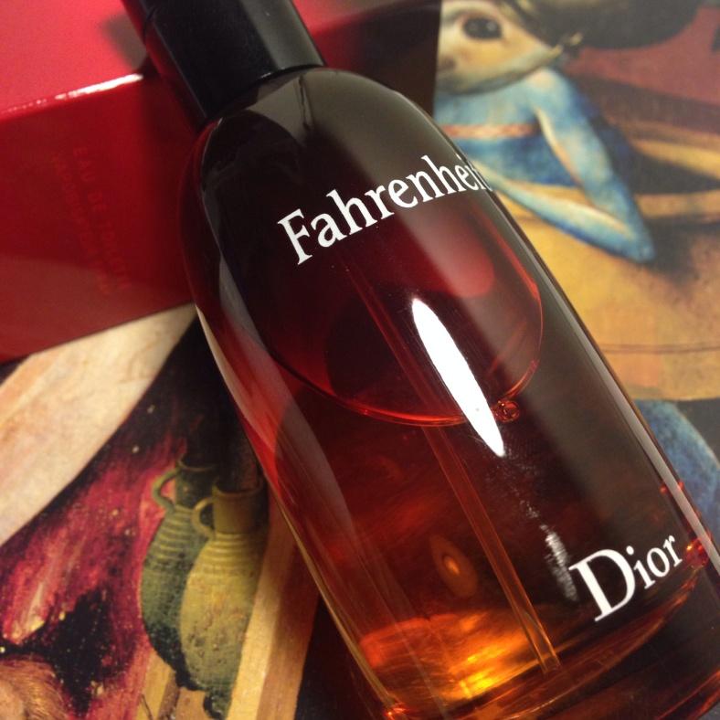 Fahrenheit by Dior © 2014 Liam Sardea