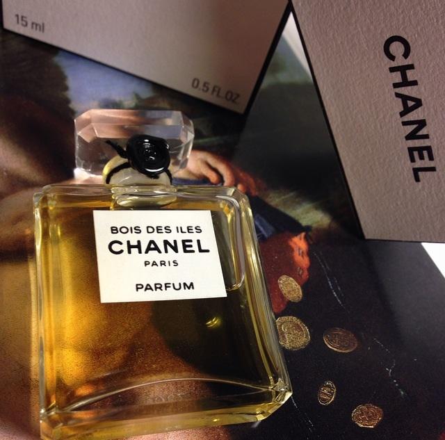 Bois Des Iles Parfum by Chanel by Liam Sardea
