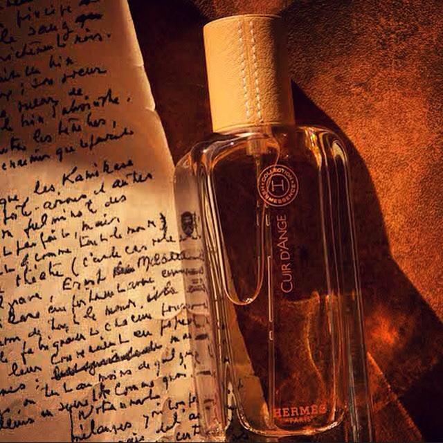Cuir d'Ange by Hermès