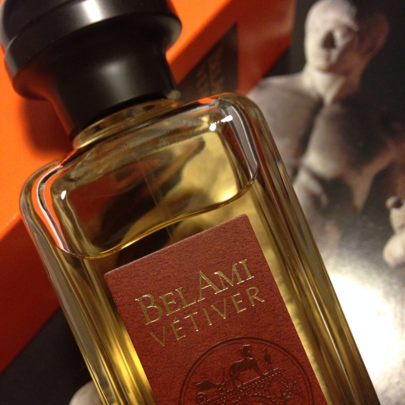 Bel Ami Vetiver by Hermes by Liam Sardea