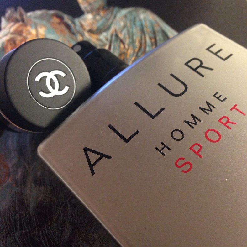 Chanel Allure Homme Sport © 2014 Liam Sardea