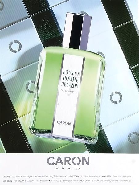 Pour Un Homme © Caron