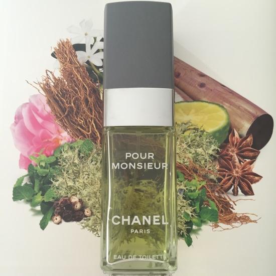 Pour Monsieur by Chanel © 2016 Liam Sardea