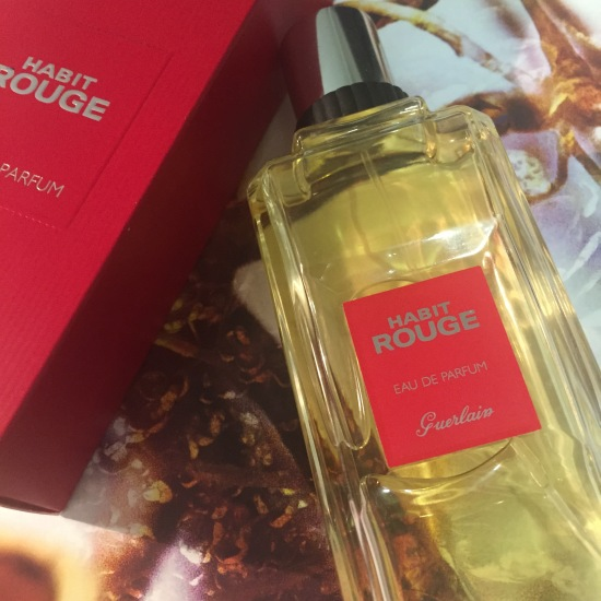 Habit Rouge EdP © 2016 Liam Sardea